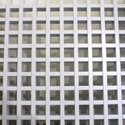 Потолок Грильято GL-24 86х86 металлик Албес
