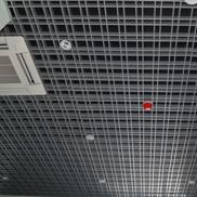 Потолок Грильято нестандартная ячейка Албес