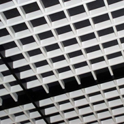 Потолок Грильято разноуровневый Албес