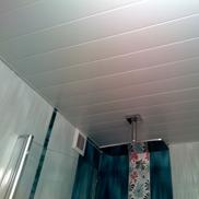 Реечный потолок S-дизайн Албес