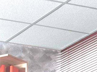Плита потолочная Oasis Armstrong / Оазис Армстронг