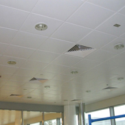 Кассетный потолок кассета окрашенная Cesal