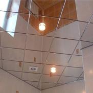Кассетный потолок кассета зеркальная Cesal