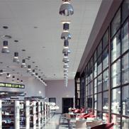 Потолок Alaid Ecophon
