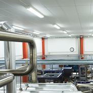 Потолок Hygiene Foodtec Ecophon