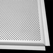 Кассетный потолок кассета SKY перфорированная Люмсвет