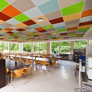 Потолок Color-all Rockfon