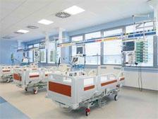 Медицинские потолки подвесные