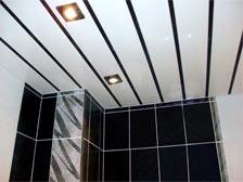 Влагостойкие потолки подвесные